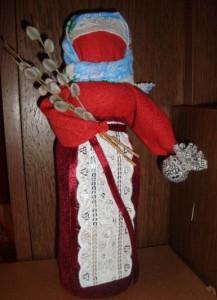 кукла вербница